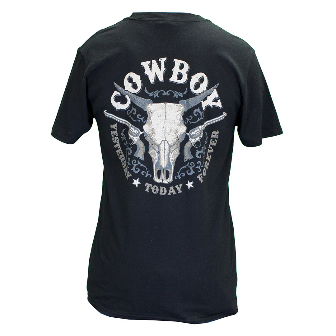Cowboy Hardware Yesterday, Today, Forever Graphic Tee