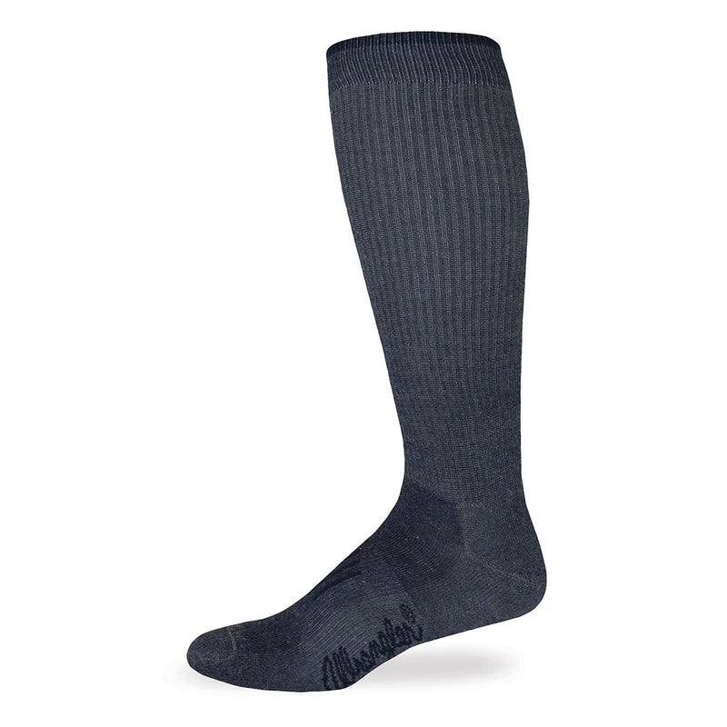 Wrangler Lightweight Ultra-Dri Over the Calf Seamless Toe Boot Sock