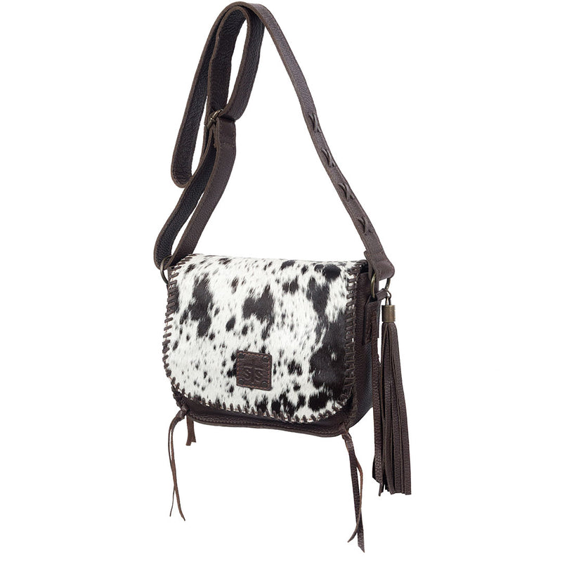 STS Ranchwear  Selah's Hair On Hide Saddle Bag