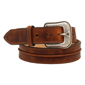 Ariat Distressed Leather Men's Belt