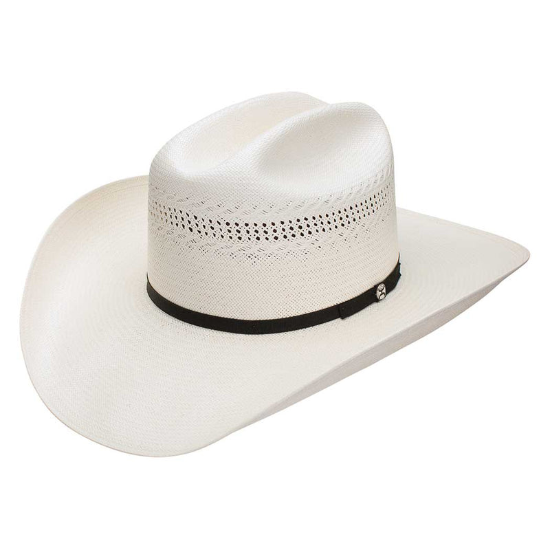 Hooey Hondo Natural Straw Cowboy Hat