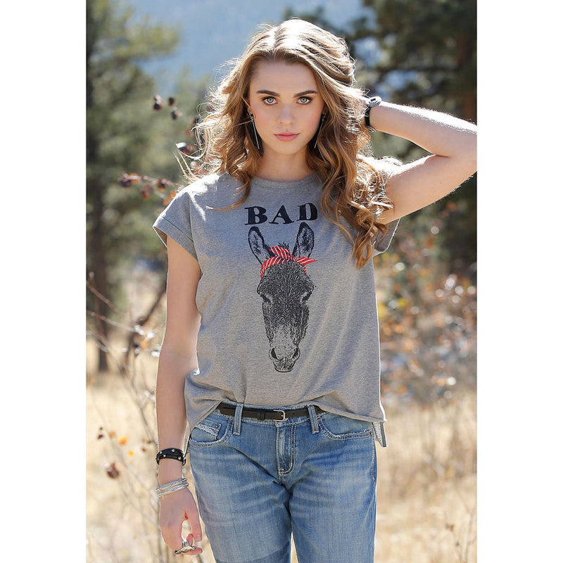 Cruel Denim Women's Heathered Tee