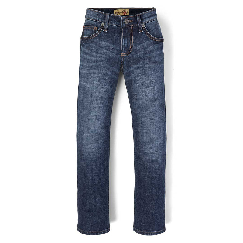 Wrangler Boy's 20X Regular Fit Straight Leg Jeans
