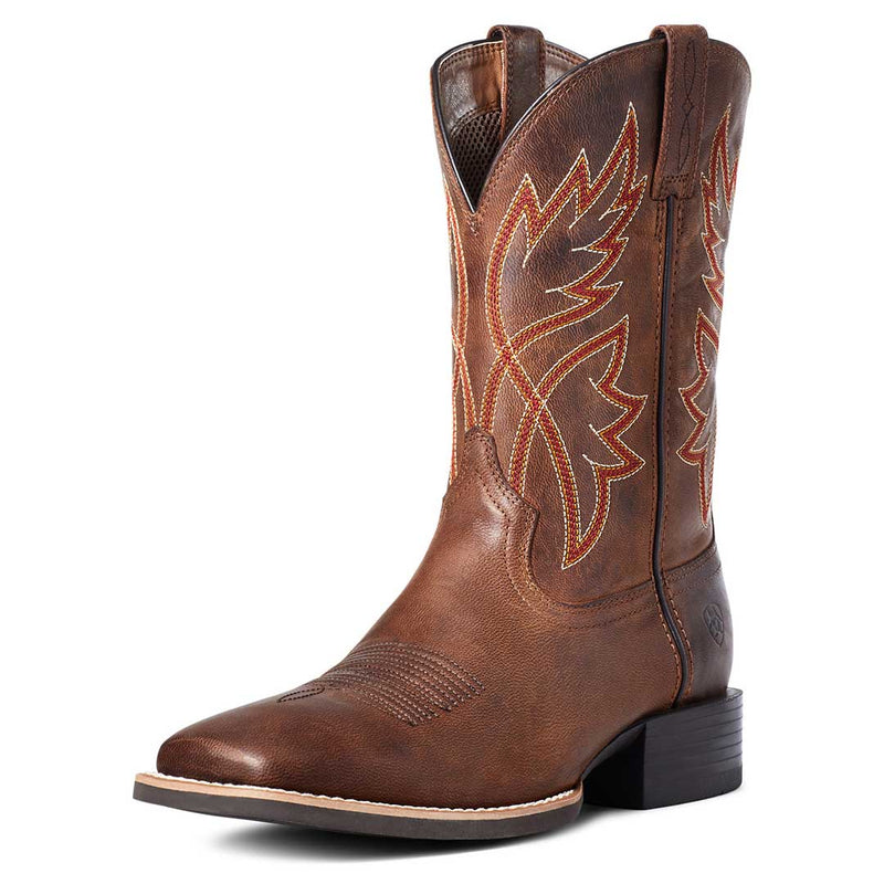 Ariat Men's Sport Rafter Square Toe Cowboy Boots