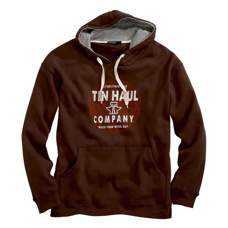 Tin Haul Men's Graphic Logo Hoodie