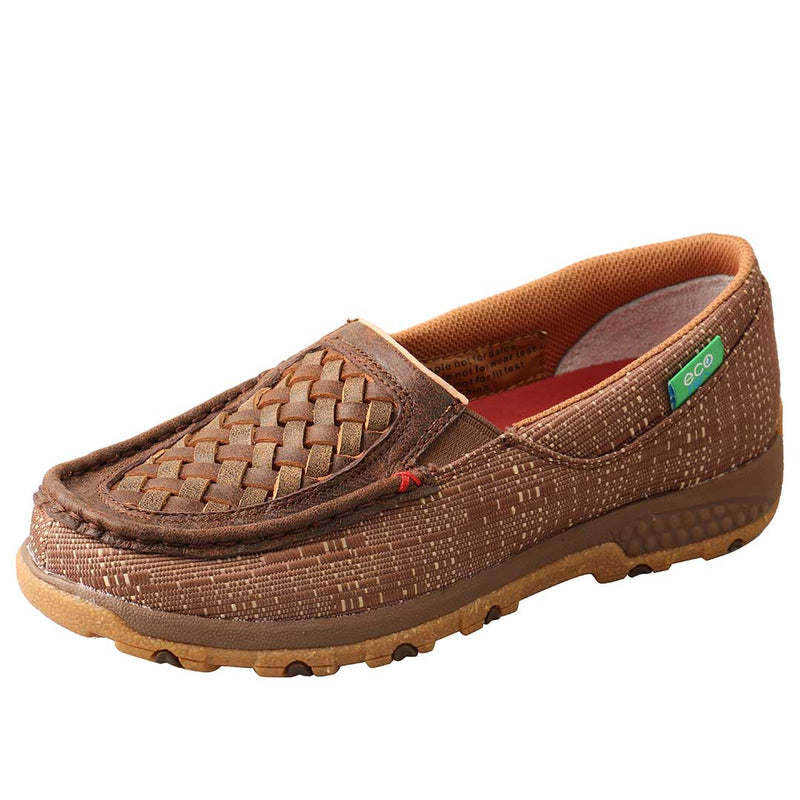 Twisted X Women's Slip-On Driving Moc Shoe