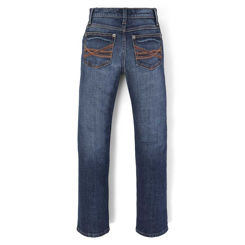 Wrangler Boy's 20X No. 44 Slim Straight Leg Jeans