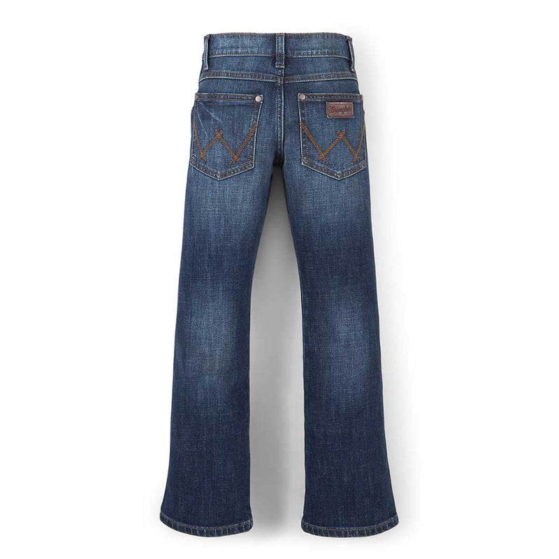 Wrangler Boy's Retro Relaxed Fit Bootcut Jeans