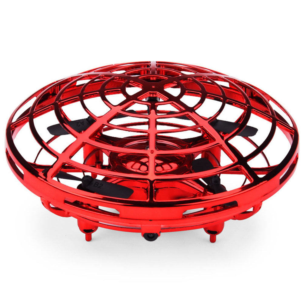 Intelligent Induction Four axis flying Toys UFO mini drone