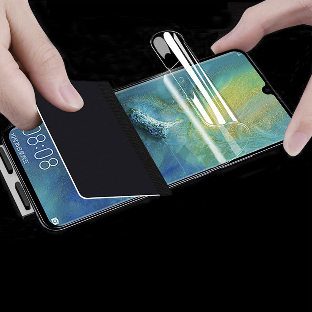 3D Curved Full Coverage Hydrogel Film Screen Protector For Huawei Mate 20Pro 20X P20 P20Pro