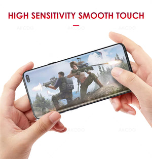 2019 New S10 Screen Protector UV Liquid Full Adhesive S10 Plus Glass 6D for Samsung S10 S10 Plus S10E S9 S9Plus S8 S8Plus Note 9 Note 8