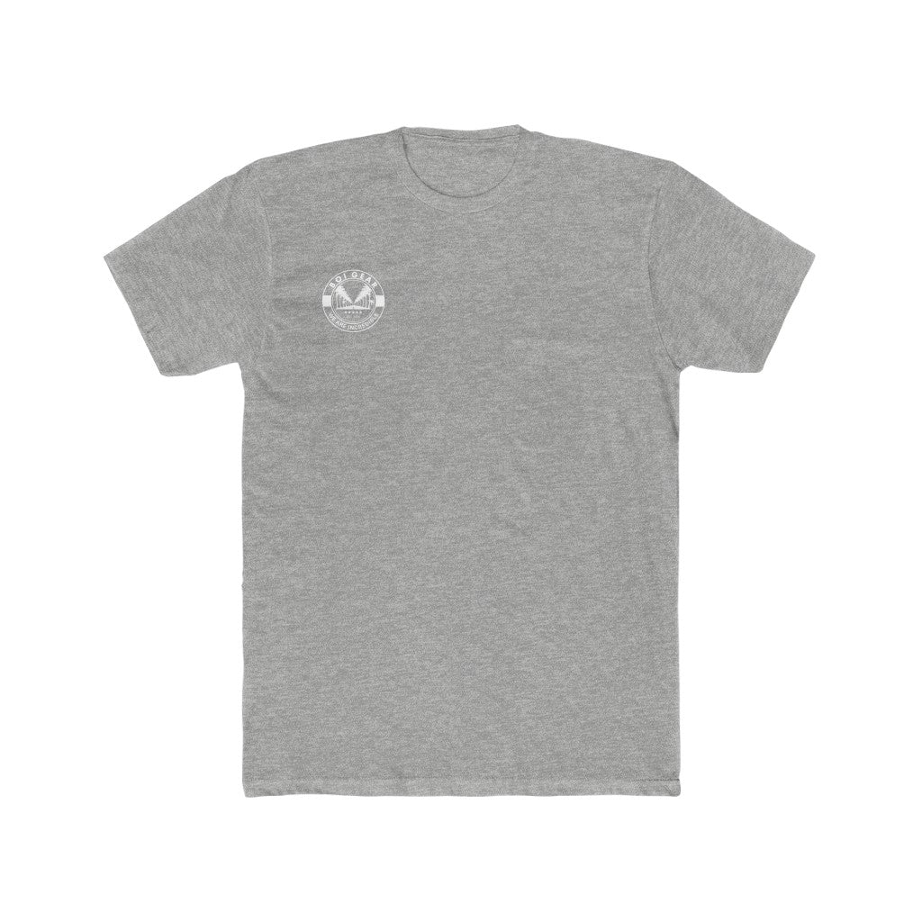 BOI Gear Medium Logo- Crew Tee