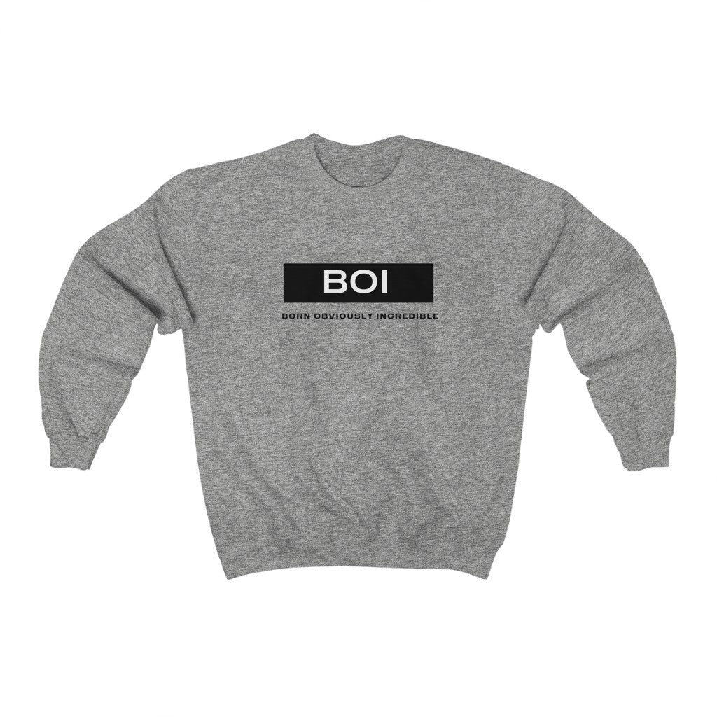 BOI Definition Heavy Blend™ Crewneck Sweatshirt