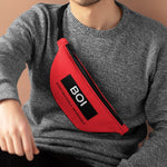Load image into Gallery viewer, BOI Definition Fanny Pack- Red