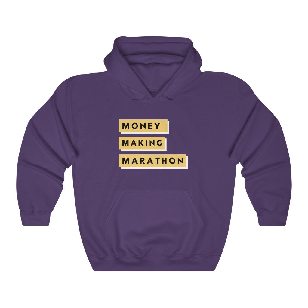 MMM Limited Edition NUBLEND® Hooded Sweatshirt