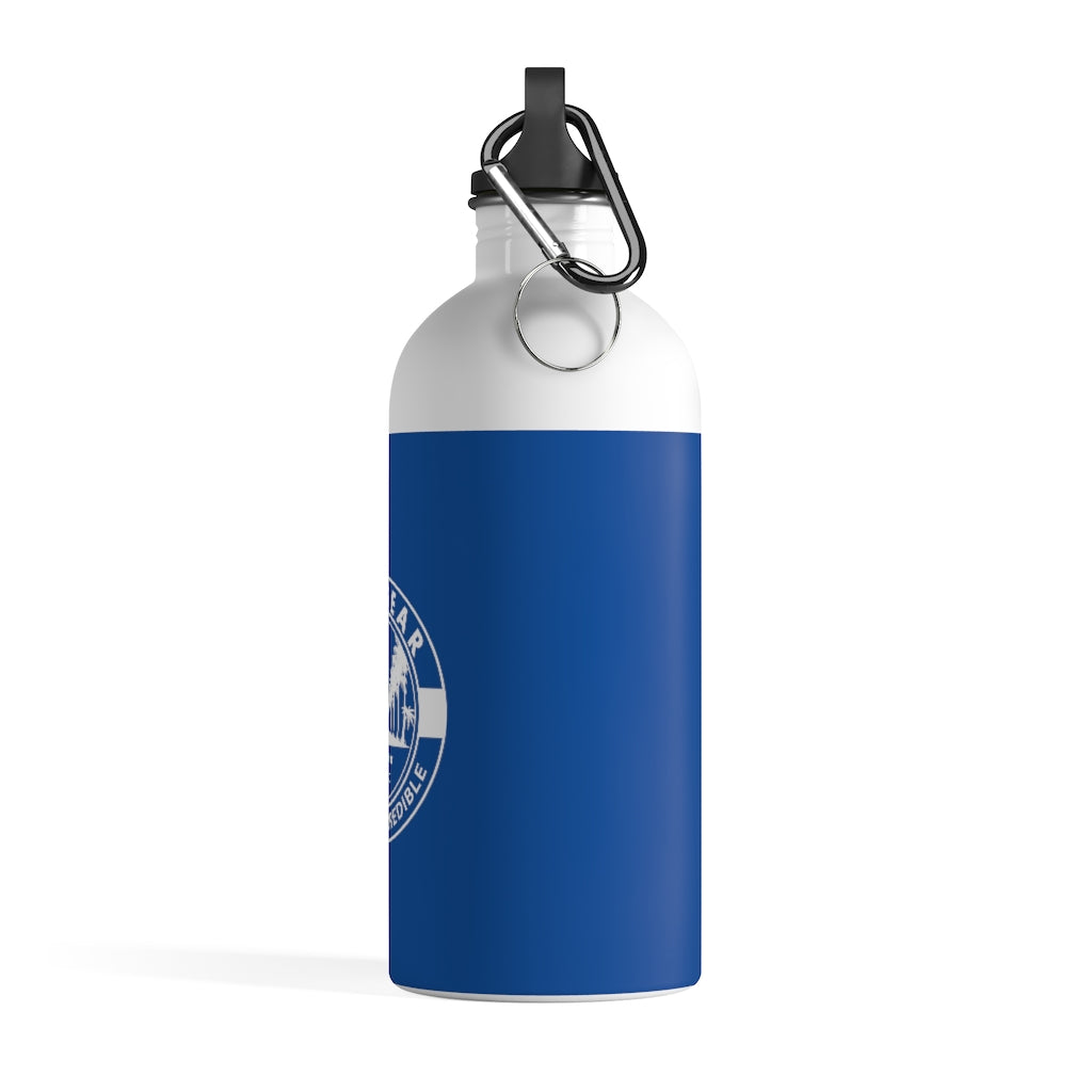 BOI Gear (Blue)  - Stainless Steel Water Bottle