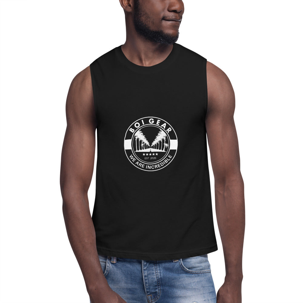 BOI Gear  - Muscle Shirt