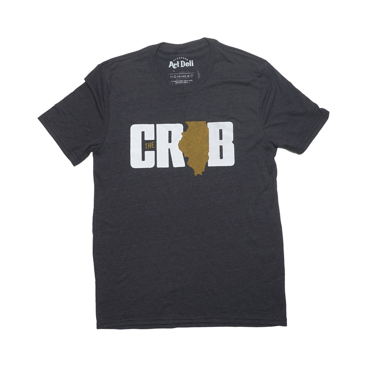 815 Capital - The Crib T-shirt Allmade