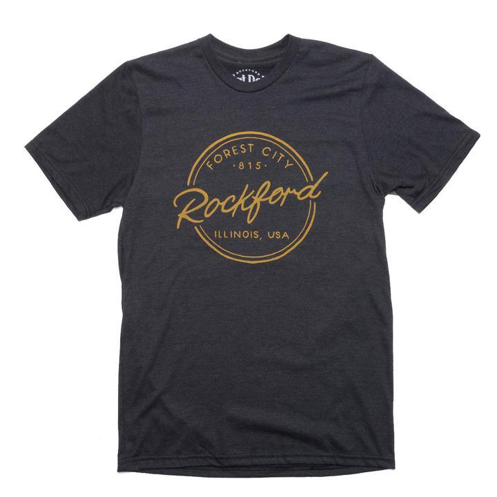 Forest City IL T-shirt Rockford Art Deli