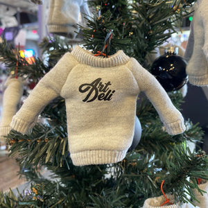 Ornaments accessory Rockford Art Deli Art Deli Crewneck Sweatshirt