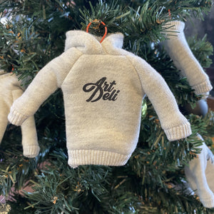 Ornaments accessory Rockford Art Deli Art Deli Hoodie