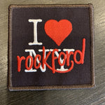 Patches Patch The Studio I Love Rockford