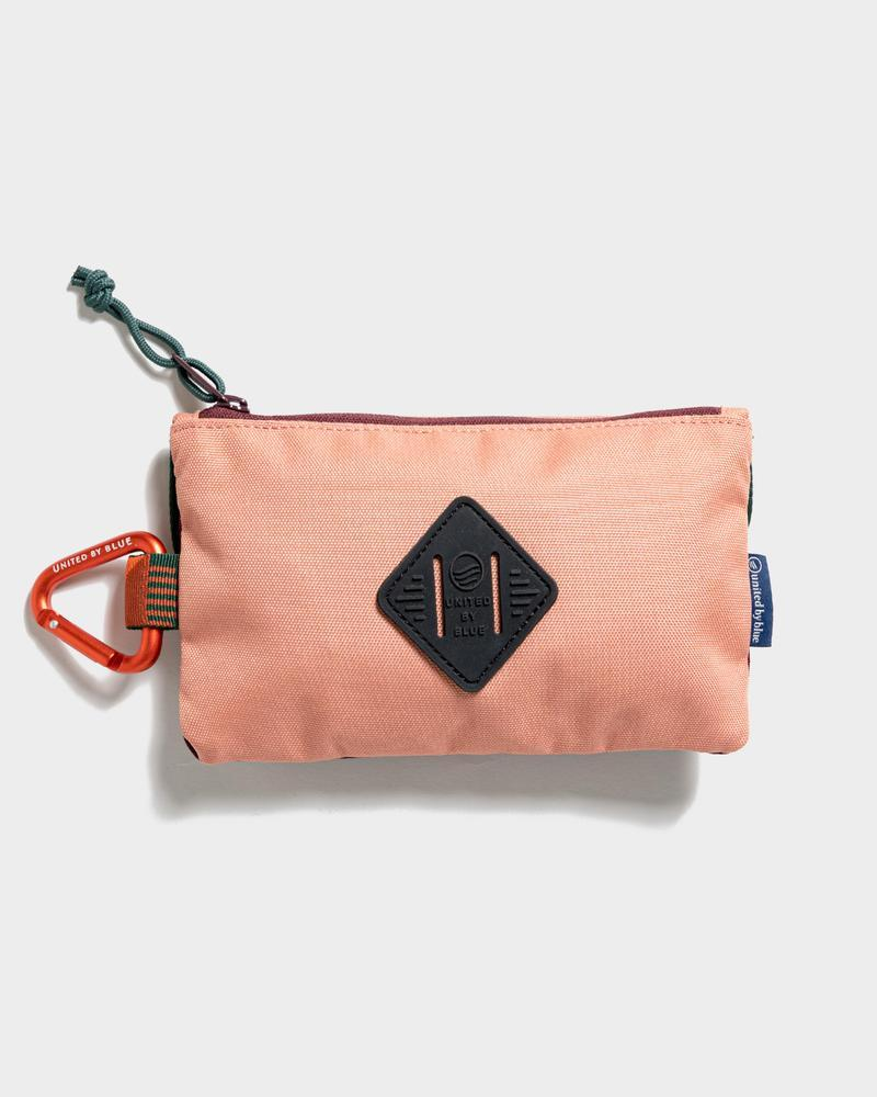 Pocket Pouch Bags United by Blue Salmon