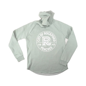 (PRE-ORDER) Women's Rockford Peaches Pullover Hoodie Independent Trading