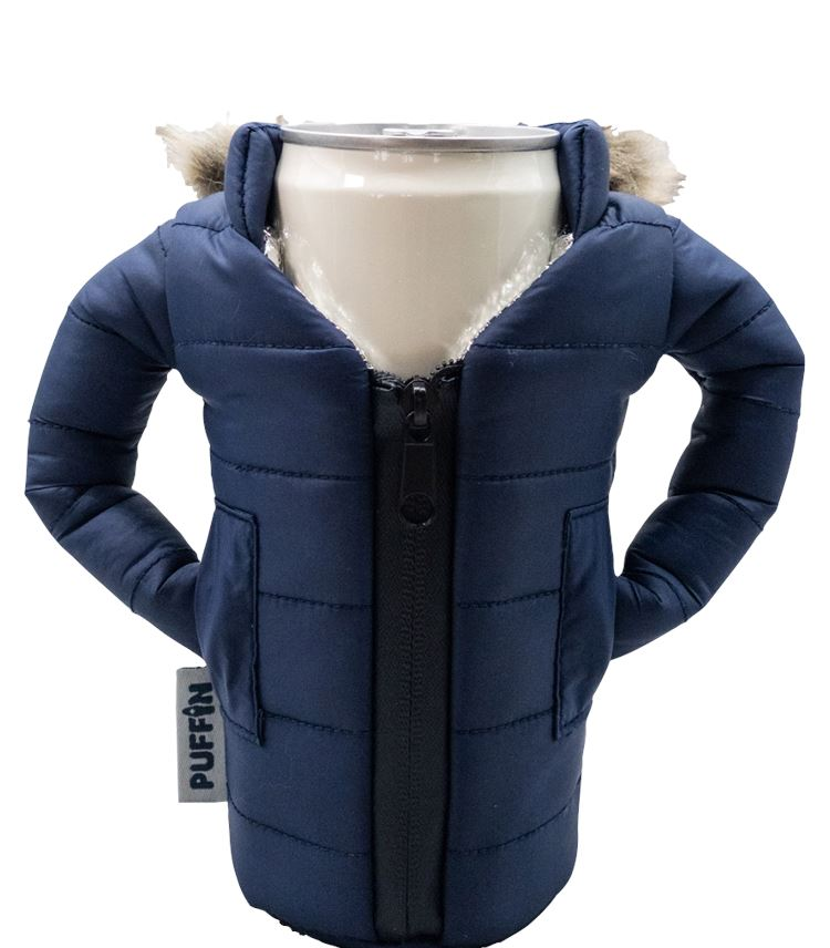 Puffin Beverage Parka accessory Puffin Blue