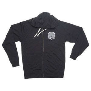 Rad Badge Zip Up Zip Independent Trading