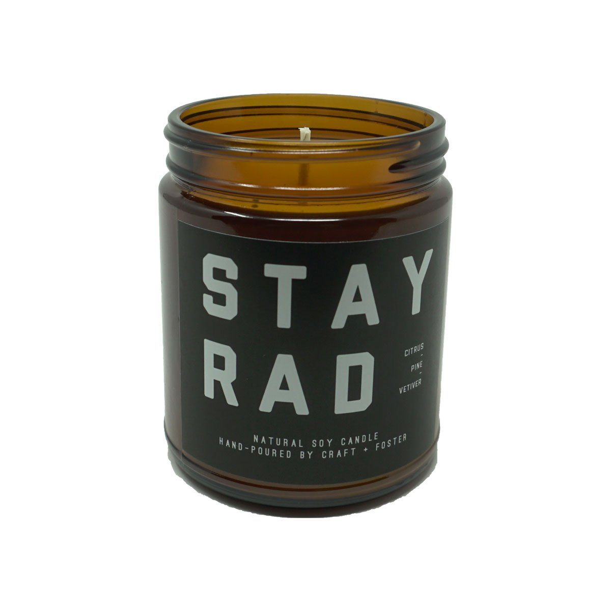 RAD Candle Health & Beauty Craft & Foster