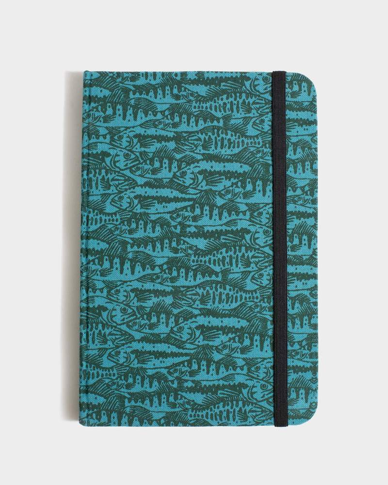 Recycled Paper Journal accessory United by Blue BLUE SLATE