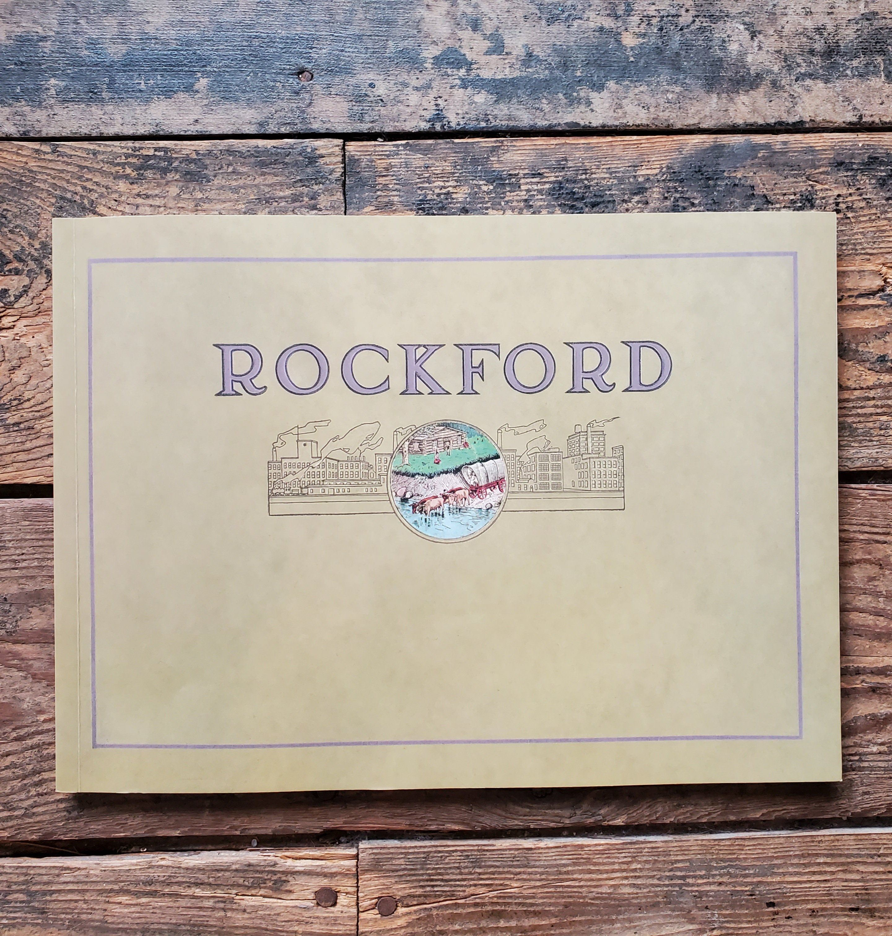 Rockford Book accessory Toad Hall