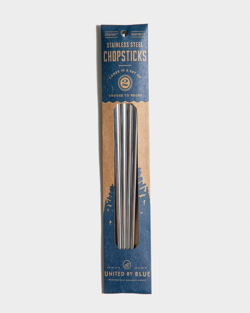Stainless Steel Chopstick Pack Drinkware United By Blue