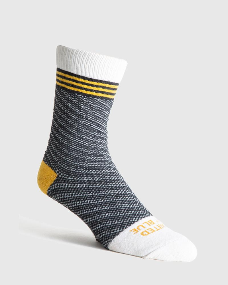 Tacony Hemp Sock United by Blue United by Blue Black S