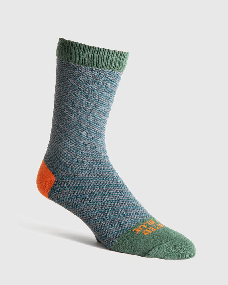Tacony Hemp Sock United by Blue United by Blue Forest S