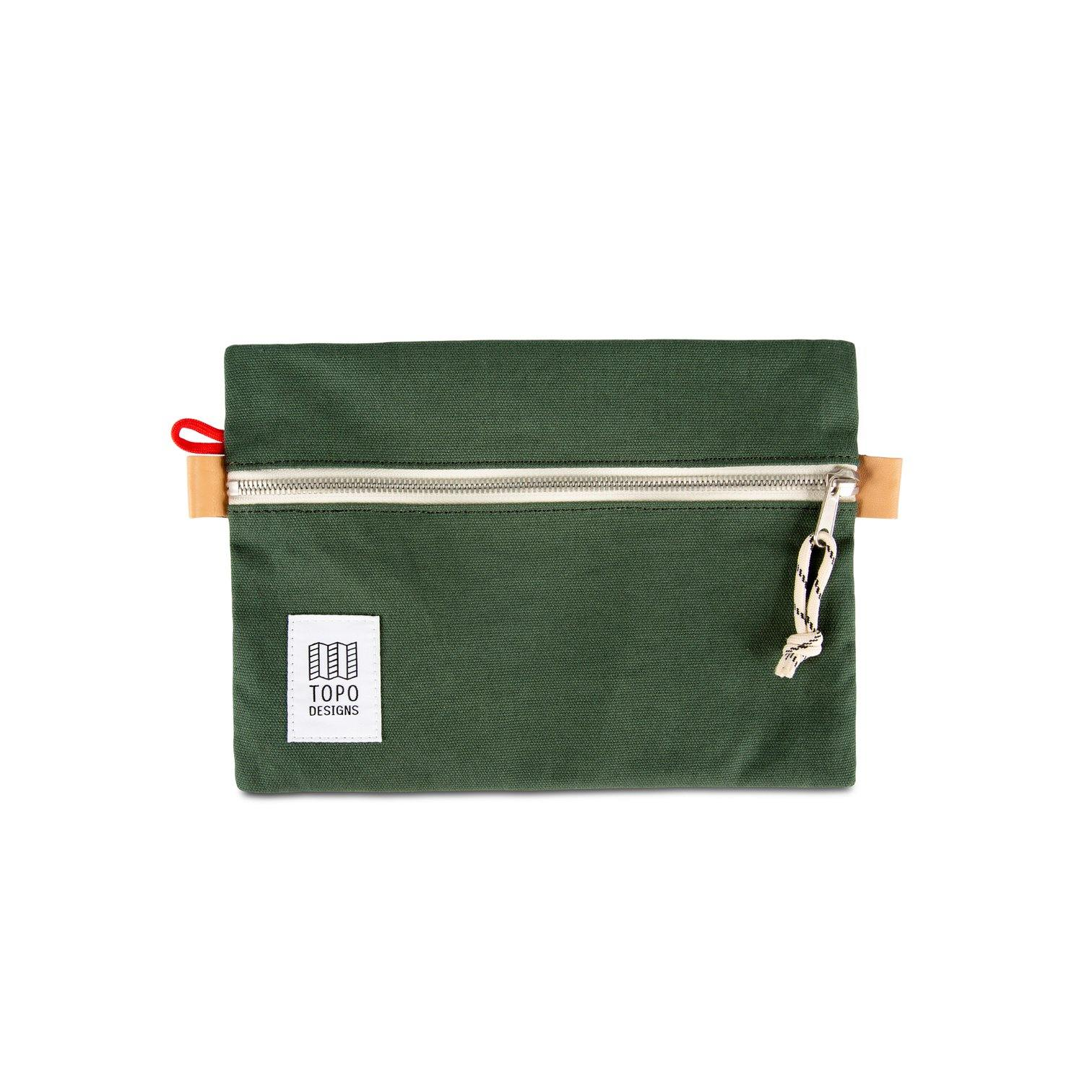 TOPO Accessory Bags - Canvas Bags Topo Medium Forest