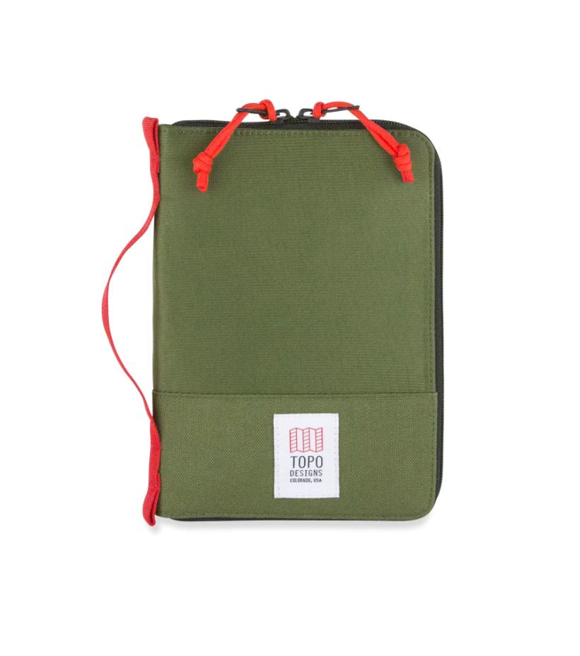 TOPO Global Cases Bags Topo Olive