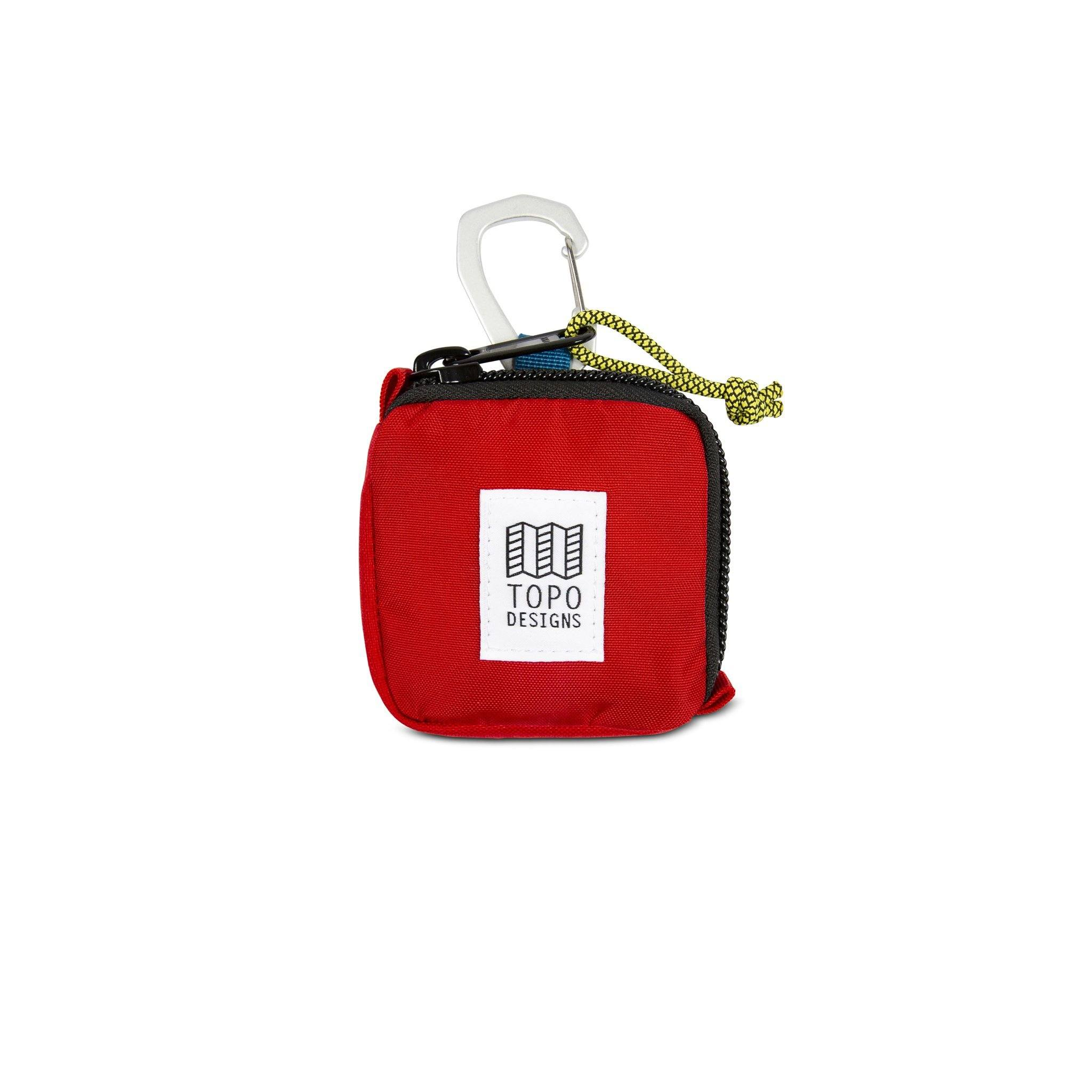 TOPO Square Bags Bags Topo Red