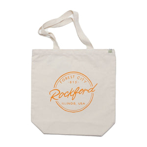 Tote Bag Tote Ecobags Forest City