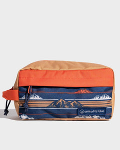 Travel Case Bags United by Blue Blue Steel
