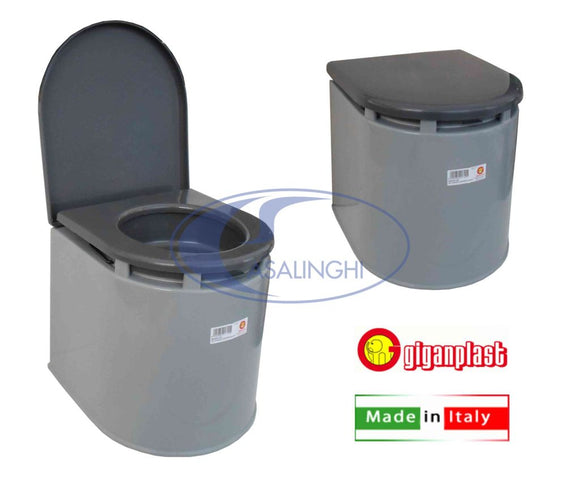 Wc chimico in plastica Giganplast