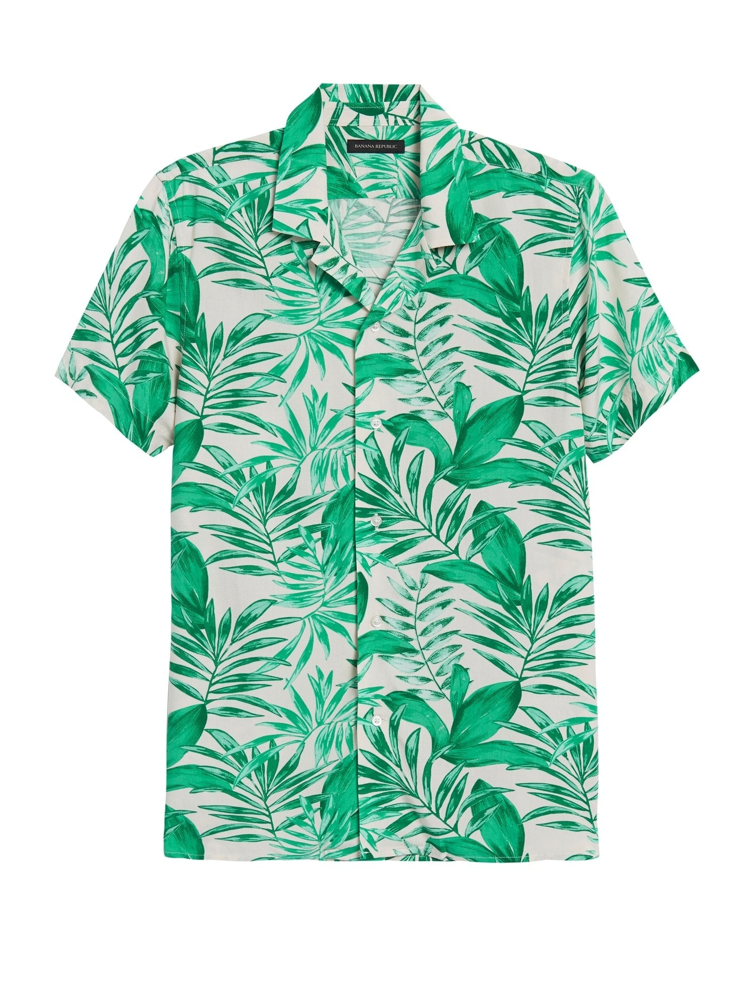 Canopy Green Jungle Print
