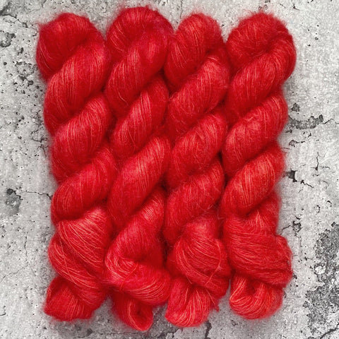 Lady Danger // Mohair Lace