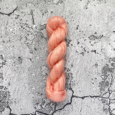 Melon Mambo // Mohair Lace