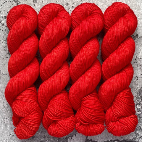 Dyed-to-Order // Lady Danger