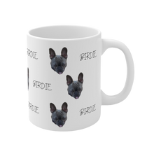 Load image into Gallery viewer, Personalized Dog Mug with Your Dog's Face and Name
