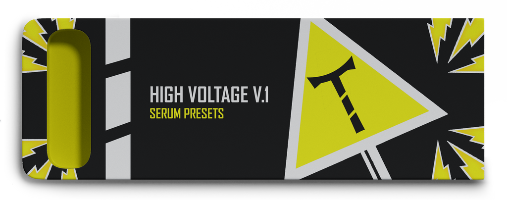 HIGH VOLTAGE V.1 [SERUM PRESETS]