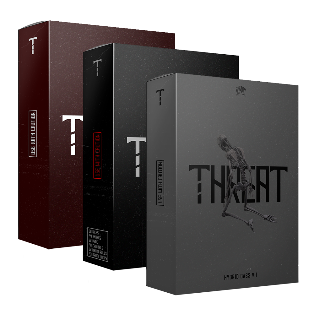 "TRIPLE THREAT ""VOLUME ONE"" BUNDLE"