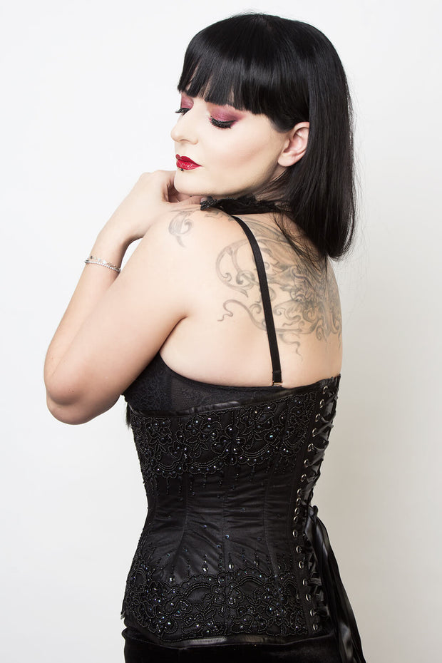Curvy Hand Crafted Couture Corset